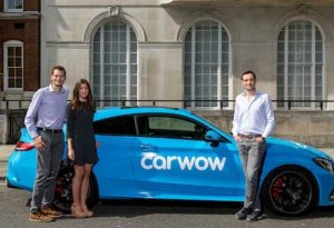 CarWow raises $39m Series C